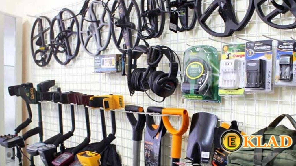 Металлоискатели - купить металлоискатель (металлодетектор) в.